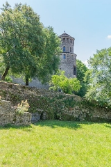 Tour de l'Horloge et tour carrée Saint-Hippolyte - Polish Wikimedian and photographer Free-license photographer