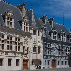Palais de Justice - Français:   Palais du Parlement du Dauphiné à Grenoble