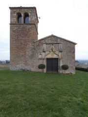 Chapelle de Chevènes - Français:   Chapelle de Chevennes.