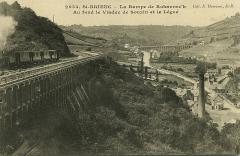 Viaduc de Souzain (également sur commune de Plérin) -