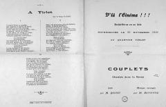 Ancien quartier Tirlet - Français:   conservé à la B.M. de Reims.