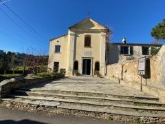 Eglise Notre-Dame de Montserato - Français:   Cappella di A Madonna di Munserrà o Munserratu, Bastia