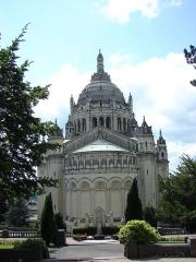 Basilique Sainte-Thérèse -  Basilique Sainte-Thérèse de Lisieux, Lisieux, Lower Normandy, France