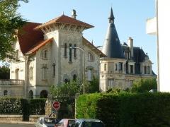 Villa Aigue Marine - Français:   Villas du Parc de Royan (17), France