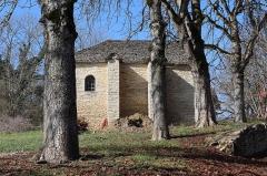 Domaine de la Serrée - Français:   Chapelle Saint-Jean-Baptiste de la Serrée à Mesmont (21).