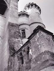 Château de Monclar - Français:   Patrick Esclafer de la rode dans son château de Montclar