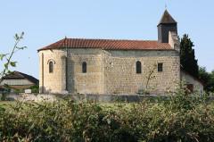 Eglise Saint-Orens - Français:   Escurès - Eglise Saint-Orens