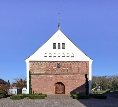 Eglise protestante Saint-Martin - Français:   Église Saint-Martin à Jebsheim (Haut-Rhin, France).