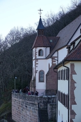Chapelle de pèlerinage Notre-Dame du Schauenberg - Français:   Chapelle Notre-Dame du Schauenberg à Pfaffenheim (Haut-Rhin, France).