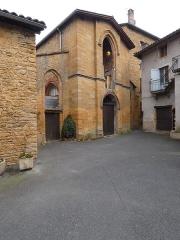 Chapelle des Prébendiers dite chapelle Sainte-Catherine - Français:   Façade de la chapelle Sainte-Catherine.