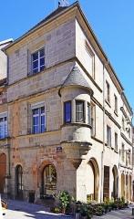 Maison dite hôtel Thiebaut de Montureux - Français:   L\'hôtel Thiebaut de Montureux à Luxeuil-les-Bains.