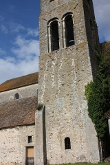 Eglise Saint-Germain - Français:   Saint-Germain-Laval - Eglise Saint-Germain et Saint-Laurent