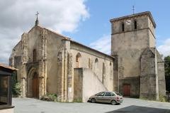 Eglise paroissiale Saint-Pierre - Français:   Église Saint-Pierre de Mouchamps