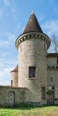 Domaine du château de Lascroux - Polish Wikimedian and photographer Free-license photographer