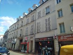 Ancien hôtel de la Capitainerie des Chasses - Français:   Villejuif - 87 rue Jean Jaurès - hôtel de la capitainerie des chasses