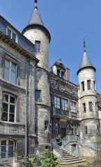 Hôtel de Vauluisant -   Troyes (Aube) - Musée de Vauluisant. .  <a href=\
