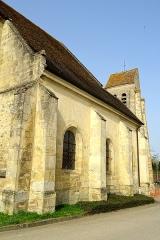 Eglise Saint-Léger - Français:   Église Saint-Léger de Jagny-sous-Bois - voir le titre du fichier.