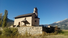 Chapelle Saint-Pancrace - Français:   Chapelle Saint-Pancrace (Villar-Saint-Pancrace)