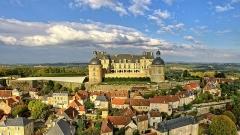 Château - Français:   Château de Hautefort
