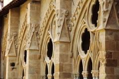 Cathédrale Notre-Dame - Français:   cloître de la cathédrale Notre-Dame de Bayonne
