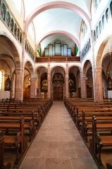 Eglise catholique Saint-Pantaléon - Français:   Église Saint-Pantaleon de Gueberschwihr, Place de Église (Classé, 1841)