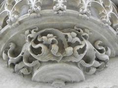 Eglise Saint-Jean - Français:   Culot sculpté de l\'église Saint-Jean de Troyes (10).