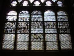 Eglise Saint-Jean - Français:   Église Saint-Jean-du-Marché de Troyes (Aube, France): martyre de sainte Agathe