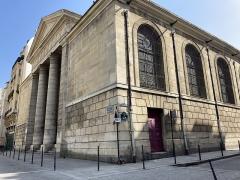Eglise Notre-Dame-de-Bonne-Nouvelle - Français:   Église ND de Bonne-Nouvelle à Paris.