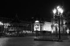 Hôtel de ville - Français:   le travail de la photo