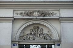 Maison -  Rue de la Roquette @ Paris 11