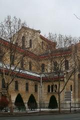 Eglise Saint-Pierre de Montrouge - Français:   Église Saint-Pierre-de-Montrouge, croisée du transept.