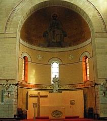 Eglise Saint-Pierre de Montrouge -  Altar In The Church Of Saint-Pierre-de-Montrouge - Paris.