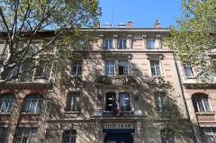 Ecole Jean-Baptiste Say - Français:   Lycée Jean-Baptiste-Say, rue Chardon-Lagache (Paris, 16e).