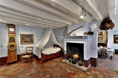Auberge Ganne - English:   Barbizon (Seine et Marne) - Auberge Ganne (musée départemental de l\'École de Barbizon)  www.musee-peintres-barbizon.fr/  fr.wikipedia.org/wiki/Mus%C3%A9e_d%C3%A9partemental_de_l%...