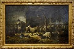 Auberge Ganne - English:   Barbizon (Seine et Marne) - Auberge Ganne (musée départemental de l\'École de Barbizon) - \