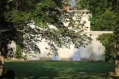 Hôtel de Pompadour - Français:   Hôtel de Pompadour depuis la rue de l\'Arbre-Sec, à Fontainebleau.