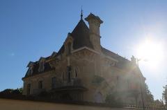 Maison Pierrotet - Français:   Maison Pierrotet depuis la rue Alexis-Durand, à Fontainebleau.