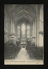 Eglise Notre-Dame-des-Menus -
