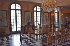 Domaine national de la Malmaison - Français:   Salle à manger - Château de Malmaison