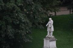 Jardin des Plantes et Museum national d'Histoire naturelle - English:   jardin de plantes