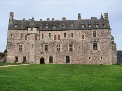 Château de la Roche-Jagu et ses dépendances - Deutsch:   Schloss la Roche-Jagu an der Côtes-d\'Armor, Bretagne