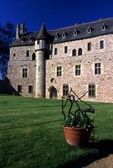 Château de la Roche-Jagu et ses dépendances -