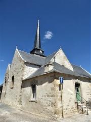 Eglise Saint-Cyr et Sainte-Julitte - Français:   Eglise Saint-Cyr-et-Sainte-Julitte d\'Ambon (04)