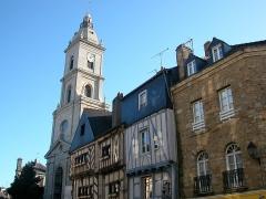 Eglise Saint-Patern - Français:   Église Saint-Patern, Vannes, Pays de Vannes, Bretagne