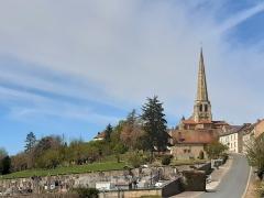 Eglise Saint-Maurice - Français:   Église Saint-Maurice de Buxières-les-Mines, département de l\'Allier