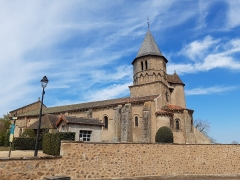 Eglise Sainte-Anne - Français:   Église Sainte-Anne de Chappes, département de l\'Allier - France
