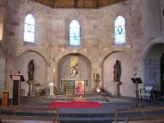 Chapelle Sainte-Claire - Français:   Choeur Chapelle Sainte Claire @ Moulins