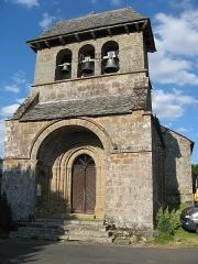 Eglise Saint-Victor et Sainte-Madeleine de Chastel-Marlhac - Français:   Le Monteil, Chastel-Marlhac, église Saint-Victor-et-Sainte-Madeleine.