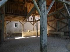 Porte de ville - Français:   Détails de la tour-porte de Mont-d\'Astarac.