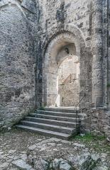 Ancienne abbaye Saint-Pierre - English:   Saint Peter Abbey of Marcilhac-sur-Célé, Lot, France